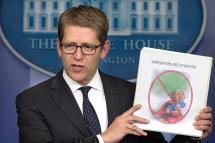 Jay Carney White House Press Secretary